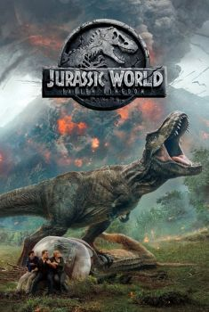 Jurassic World: Reino Ameaçado Torrent - BluRay 720p/1080p Dual Áudio