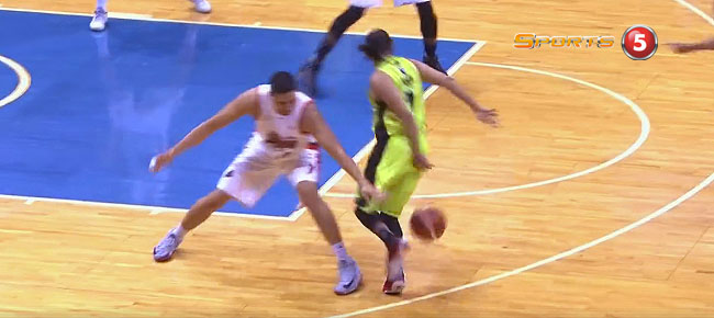 Terrence Romeo with the NASTY Move Against the Alaska Aces (VIDEO)