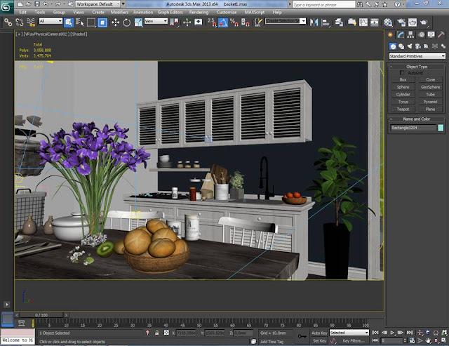 Đào tạo Đồ họa kiến trúc ( 3DMAX - AUCAD - REVIT - SKETCHUP - PHOTOSHOP ) ngắn hạn tại TP.HCM - 26
