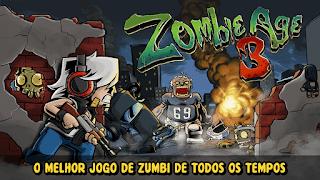 Zombie Age 3 Premium: Rules of Survival v 1.1.3 apk full VERSÃO COMPLETA