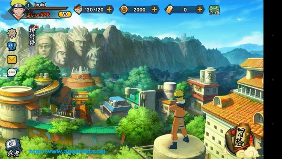 Naruto Mobile Fighter v1 5 2 9 Apk RPG - Gapmod