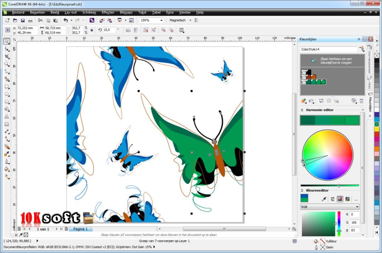CorelDraw Graphics Suite X6 Free Download