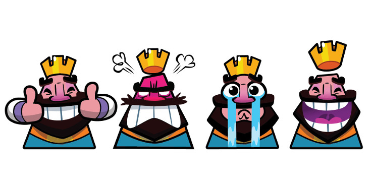 clash-royale-emoticon-spammers Best 10 reasons to play Clash Royale again Technology