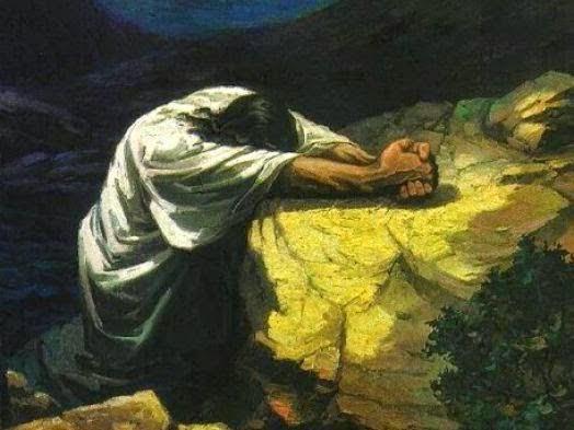 The Mormon Yeshiva: PRAYER OF A BROKEN HEART AND CONTRITE SPIRIT