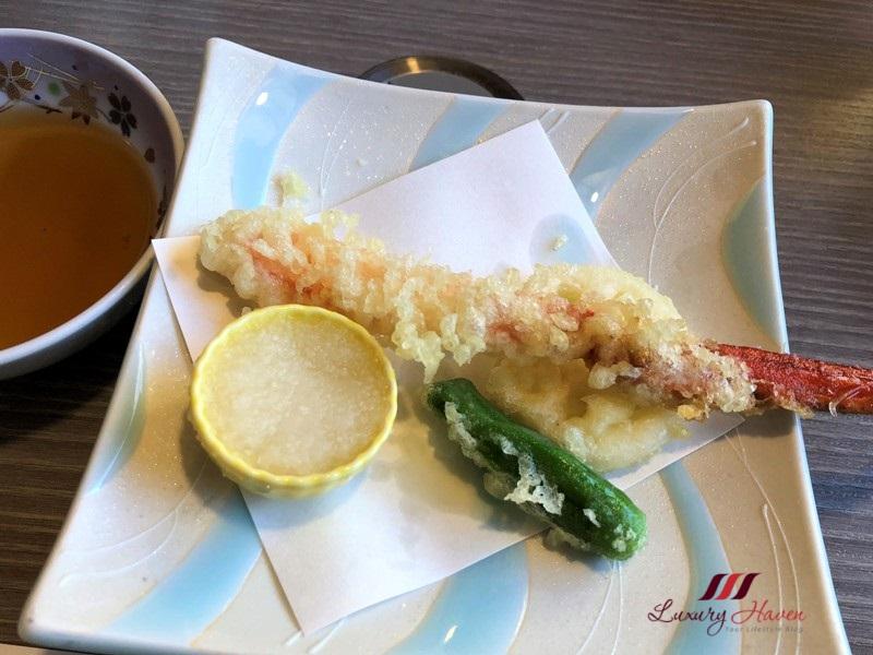 kani doraku dotombori honten snow crab tempura review