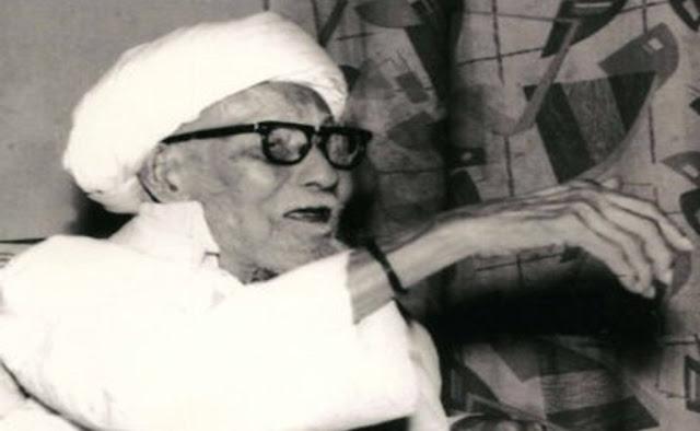 Habib Ali Kwitang Berpidato di Muktamar NU Bandung 1932