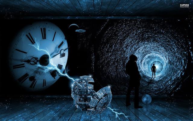 Penjelasan Ilmuwan Terkait Time Traveler