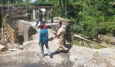 Desa Berpenduduk 9 .000 Jiwa Itu Menaruh Asa Melalui TMMD Reguler Banyumas