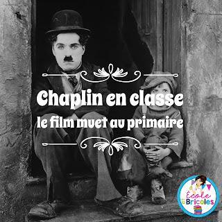 Chaplin en classe: le film muet au primaire