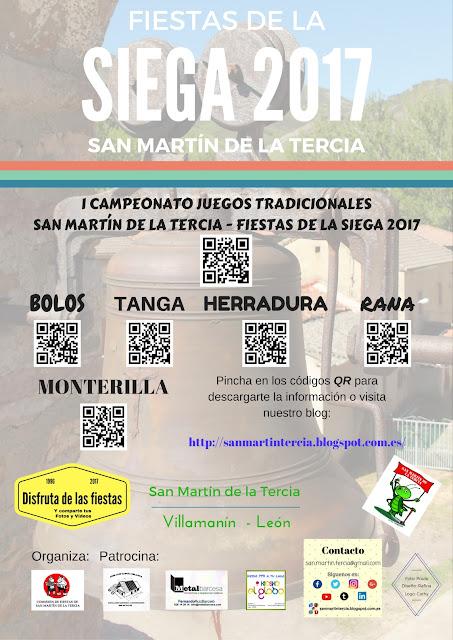 León, provincia de León,  montaña leonesa, san martín de la tercia, poladura, valle tercia, valle tercia y arbas, villamanín, fiestas del a siega