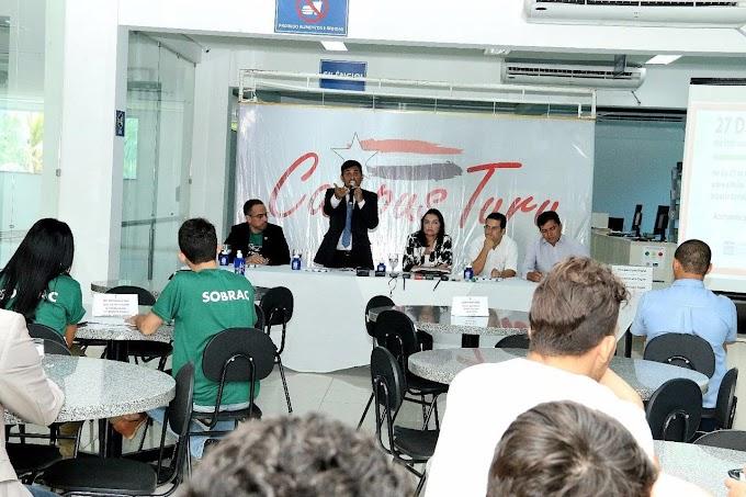 Deputado Wellington discute sobre poluição sonora e possíveis soluções para a problemática em São Luís