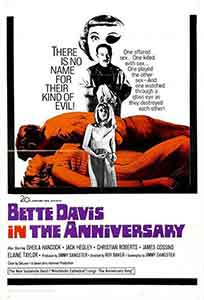 The Anniversary / Poster, un film de Roy Ward Baker
