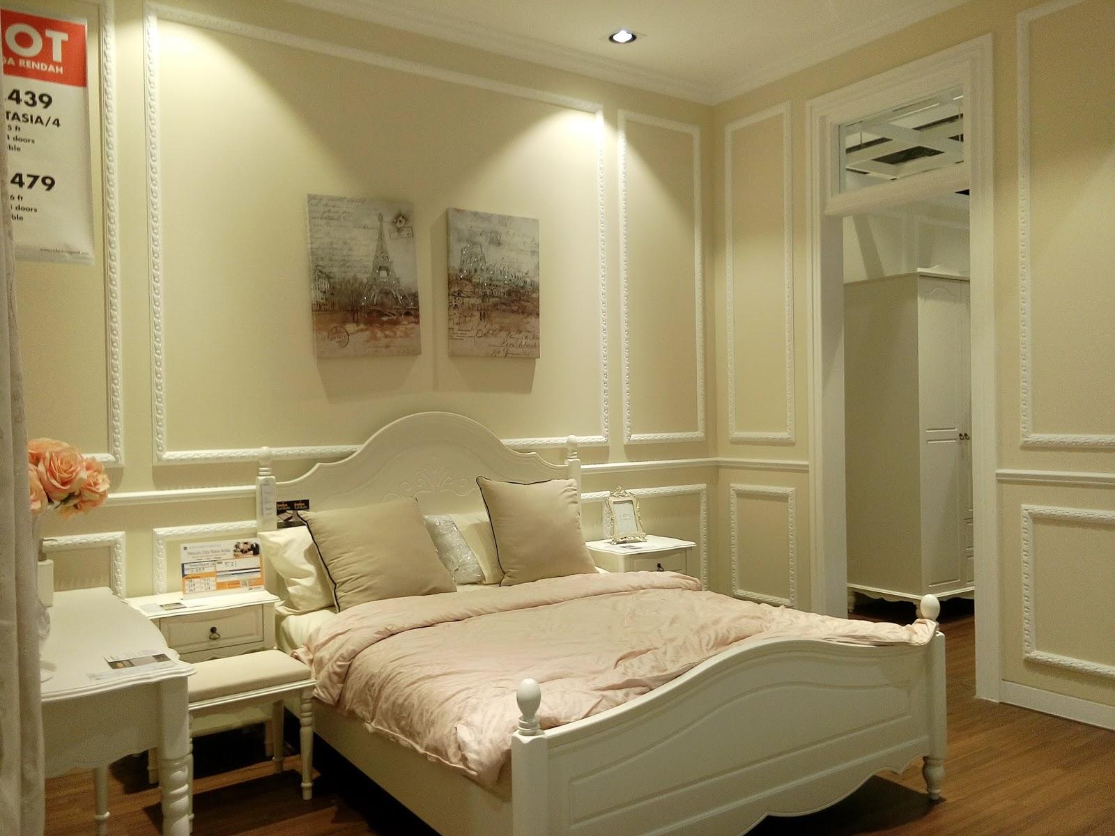 Dekorasi Bilik Tidur English Style Desainrumahid