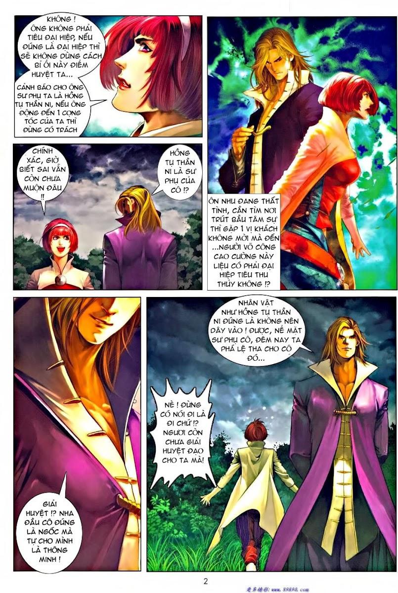 Ôn Thụy An Quần Hiệp Truyện chap 36 trang 2
