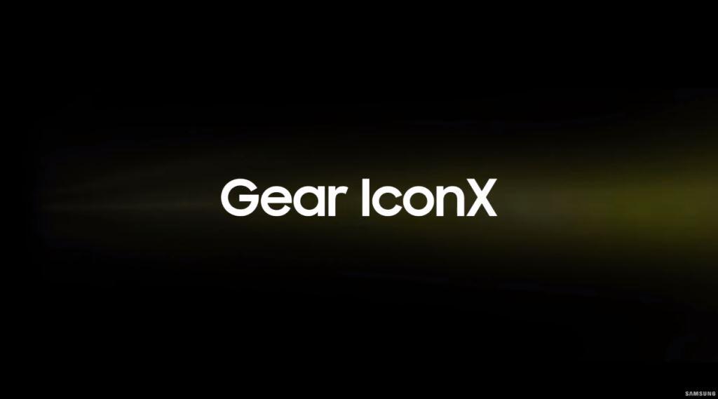 Pubblicità Samsung S7 con Gear IconX con Foto - Testimonial Spot Pubblicitario Samsung 2016