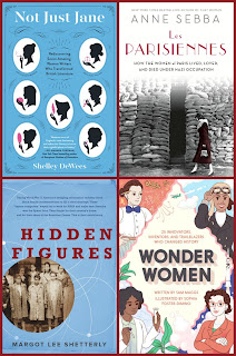4 Biographies of Women for Nonfiction November
