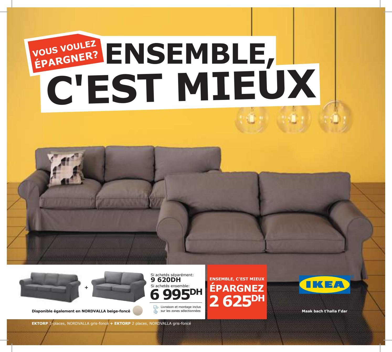 Promotions IKEA Maroc Jusquu0027au 31 Décembre 2018