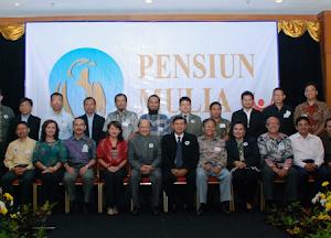 Kelengkapan Berkas Pensiun PNS