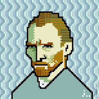 Van Gogh teselado