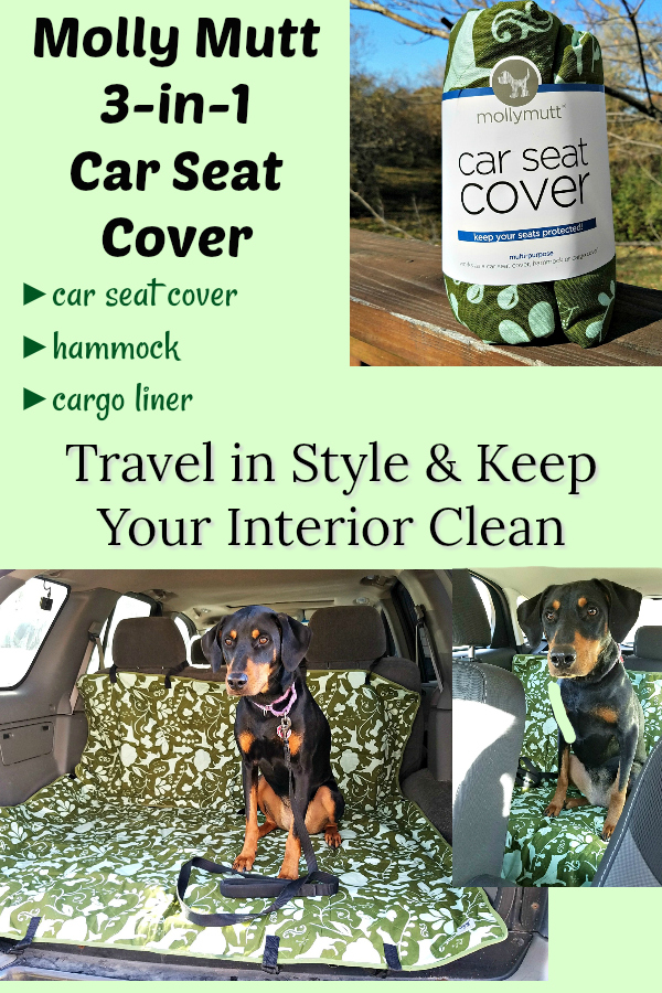 Lapdog Creations Travel In Style Amp Keep Your Interior Clean With A Molly Mutt 3 In 1