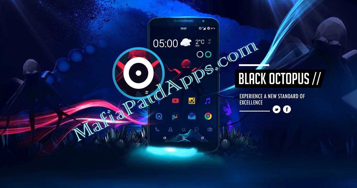 BLACK OCTOPUS CM 12 v1 1 2 Apk   MafiaPaidApps com