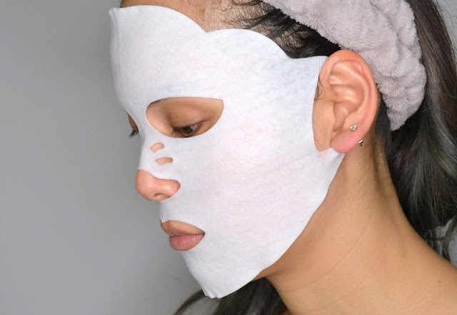 Miss de Gaspe Defy and Drench Dry Mask Review