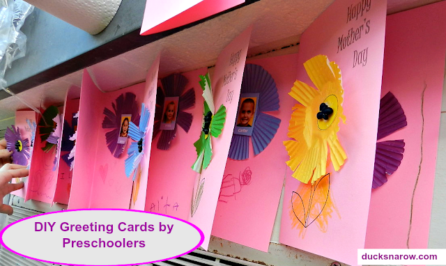 preschool craft for Mother's Day