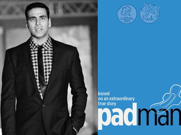 PadMan, PadMan Poster, PadMan Akshay Kumar , PadMan First look, PadMan Poster, PadMan Wallpapers