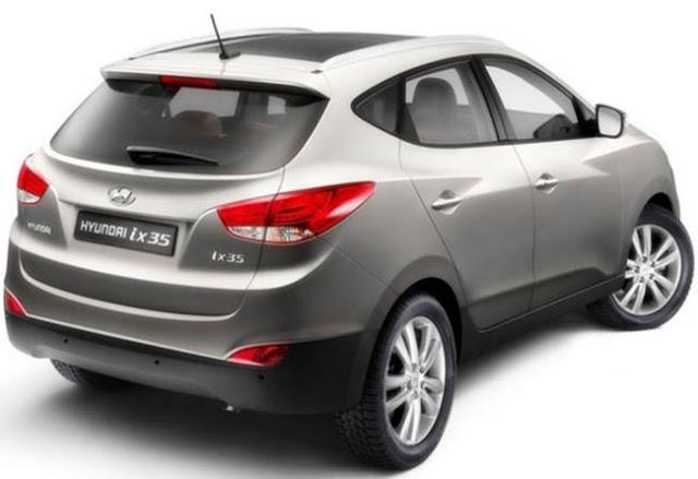 2018 Hyundai ix35 Redesign