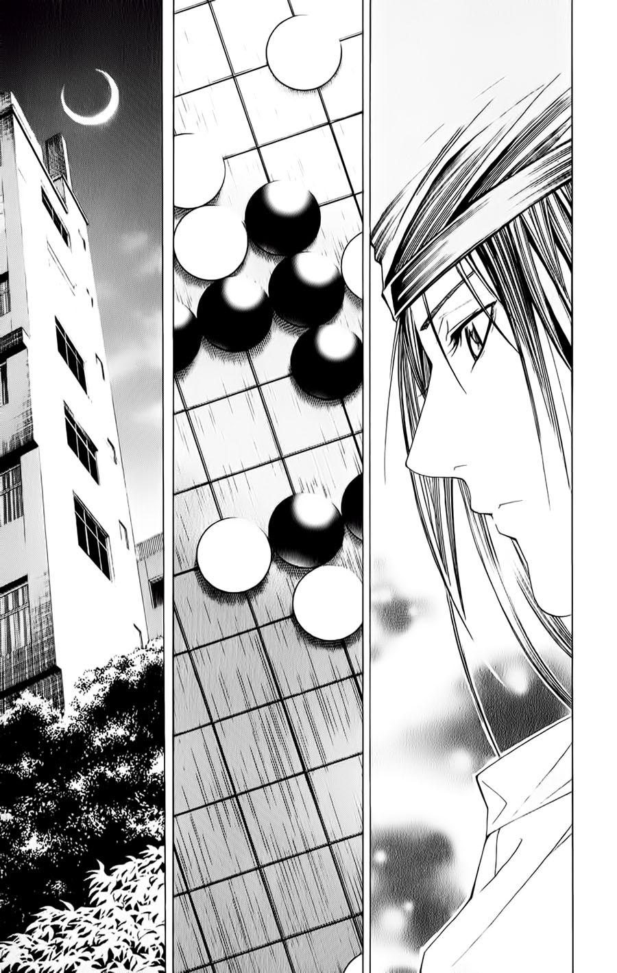 Hikaru No Go hikaru no go chap 124 trang 12
