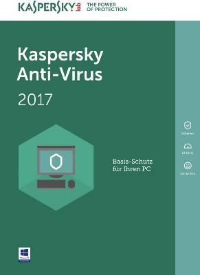 Kaspersky Anti-Virus 2017 + Ativação