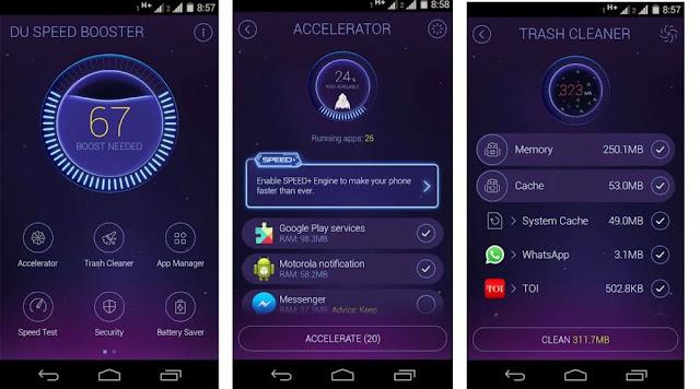 Ingin Smartphonemu Cepat? Coba Download Minimal 1 dari 6 Aplikasi Ini!