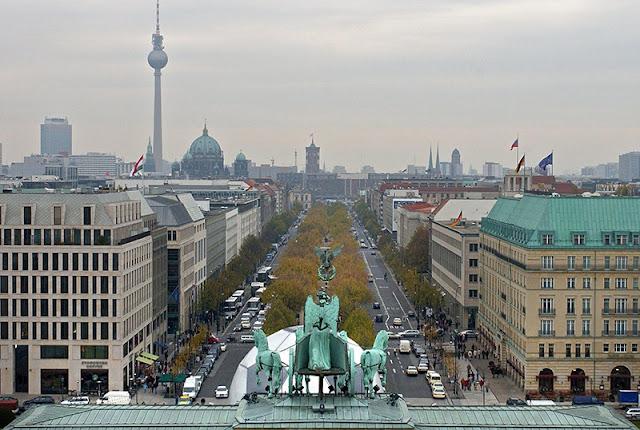 Melhores regiões para se hospedar em Berlim