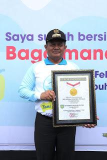 Cetak Rekor MURI, Siti Nurbaya Cinta Karangsong