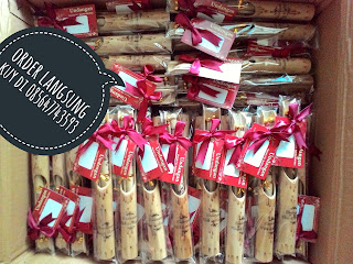 undangan bambu separo baru