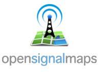 3g/4g/wifi maps dan speedtest (OpenSignalMaps)