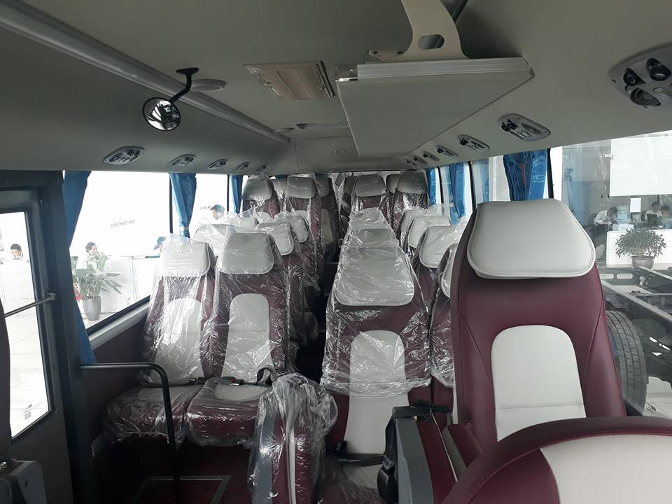 Ghế xe Thaco HB73s