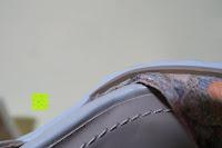 Erfahrungsbericht: Alexis Leroy VerarbeitungBlume gedruckt Damen Offene Sandalen mit Keilabsatz