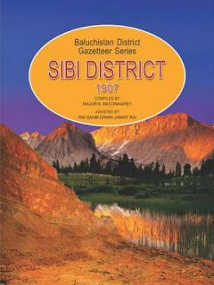 Sibi District 1907
