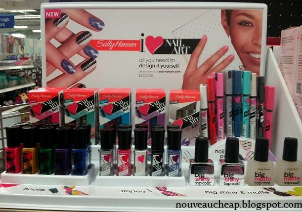 Spotted New Sally Hansen I Heart Nail Art Collection Dotting Tools Embellishment Kits And