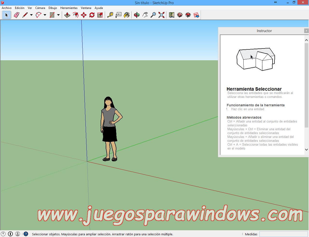 SketchUp Pro 2014 v14.1.1282 Full PC Descargar ESPAÑOL 8