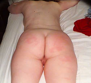 #SinfulSunday - After the Spanking
