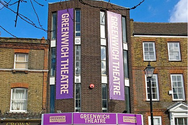 مسرح غرينتش فى لندن