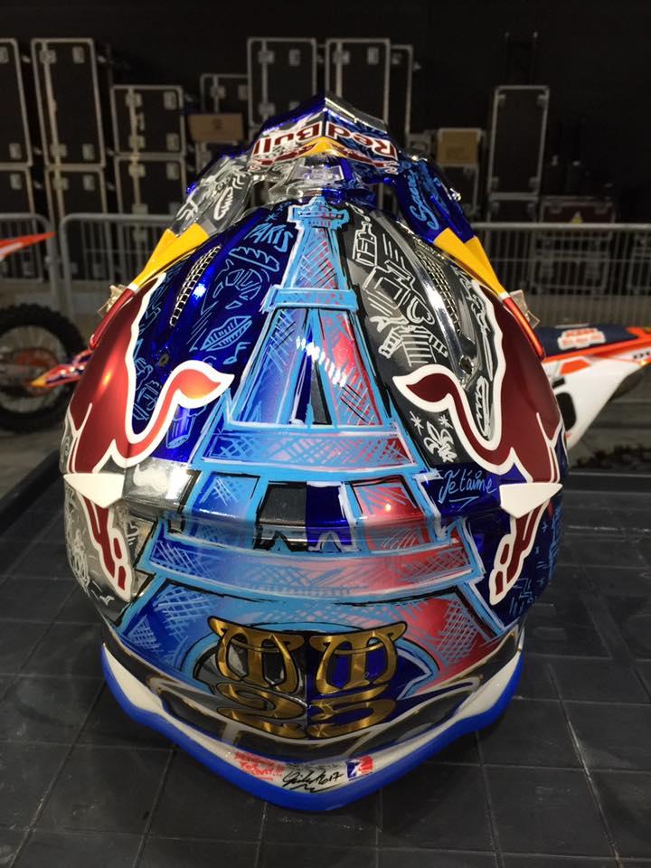 Racing Helmets Garage Airoh Aviator 2 2 M Musquin