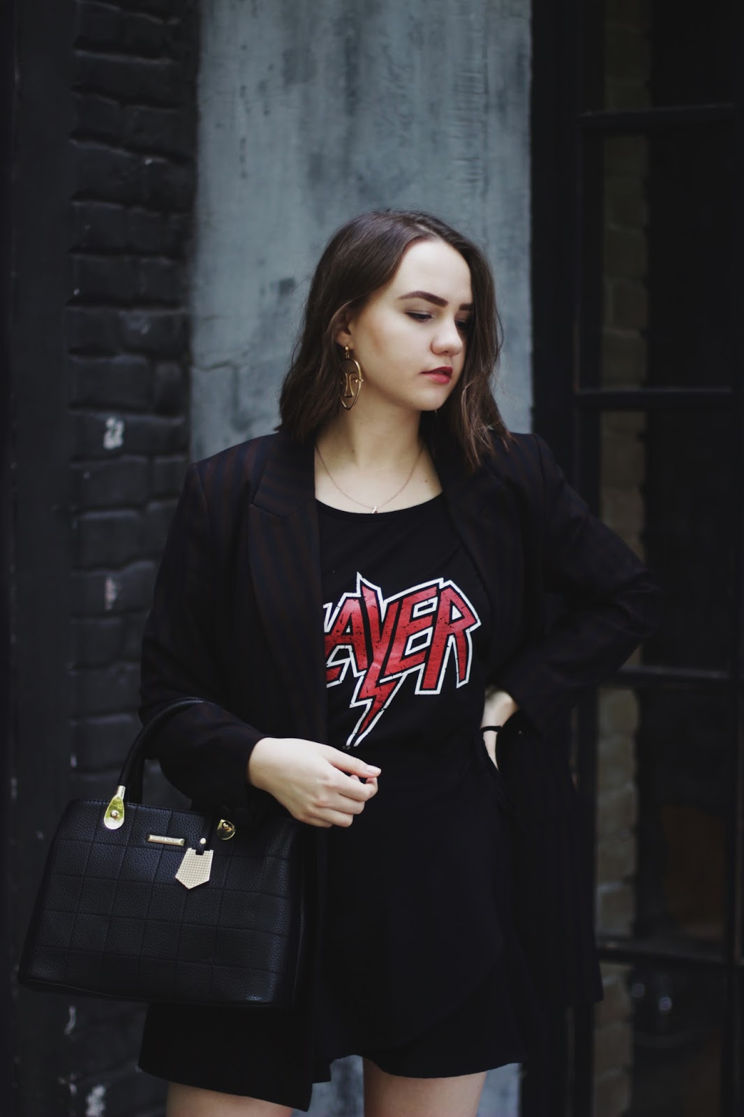 Graphic Tee | Fashion Blogger | Look 2017