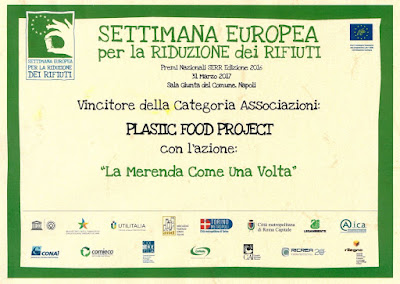 La merenda come una volta – Plastic Food Project, Umbria