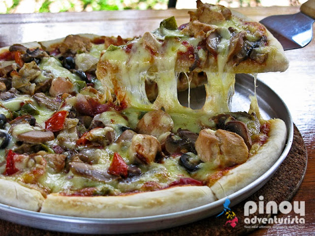 Must-try restaurants in Baguio for 2016 Pizza Volante Baguio City