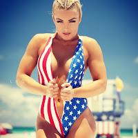 Mandy Rose's Stunning Swim Shoot (Photos)