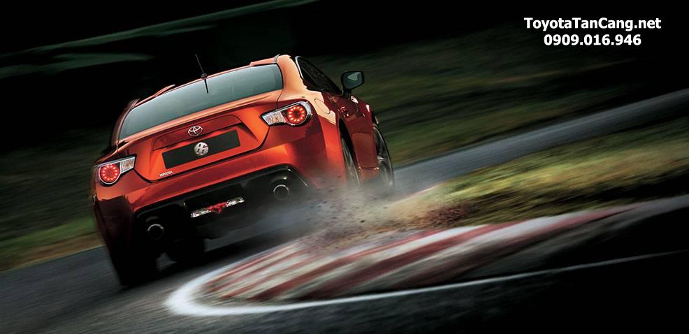 toyota ft 86 2015 toyota tan cang 10 -  - Đánh giá Toyota FT 86 2015 nhập khẩu: Đẳng cấp xe đua dạo phố
