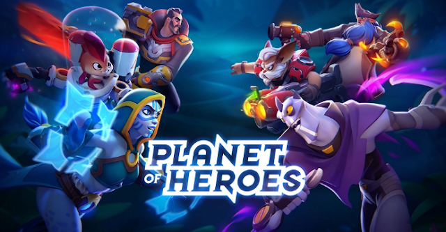 Download Planet Of Heroes Mod Apk Terbaru (Money/Unlocked)